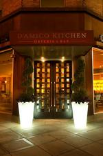 <strong>D'Amico</strong> Kitchen closing at Le Meridien Chambers hotel