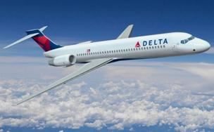 Delta has begun flying its daily non-stop service between Dayton International Airport and LaGuardia Airport.