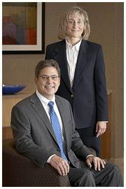 Douglas Kohrs (pictured with CFO Carmen Diersen)