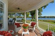 The house has a 260-degree view of Lake Minnetonka.