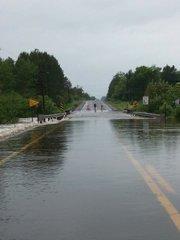 TheMidway River crossing Morris Thomas Road near Highway 2 in Hermantown