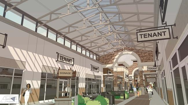 Paragon Outlets at Cedar Grove in Eagan will break ground in the spring of 2013.