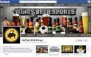 """No. 2 Buffalo Wild Wings.. 2012 """"Likes"""": 7.32 million 2011 """"Likes"""": 4.76 million 2011 rank: 1 Increase: 54 percent"""