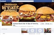 "No. 27 Famous Dave's 2012 ""Likes"": 197,000 2011 ""Likes"": 143,000 2011 rank: 17 Increase: 38 percent"