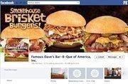 "No. 27 Famous Dave's 2012 ""Likes"": 197,000 2011 ""Likes"": 143,000 2011 rank: 17 Increase: 38 percent"