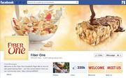 """No. 18 Fiber One 2012 """"Likes"""": 336,000 2011 """"Likes"""": Not available 2011 rank: Not ranked Increase: Not available"""
