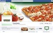"No. 39 Freschetta 2012 ""Likes"": 106,000 2011 ""Likes"": Not available 2011 rank: Not ranked Increase: Not available"