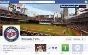 "No. 12 Minnesota Twins 2012 ""Likes"": 754,000 2011 ""Likes"": 606,000 2011 rank: 8 Increase: 24 percent"