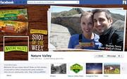 """No. 11 Nature Valley 2012 """"Likes"""": 839,000 2011 """"Likes"""": Not available 2011 rank: Not ranked Increase: Not available"""