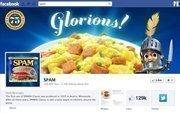 "No. 37 Spam 2012 ""Likes"": 130,000 2011 ""Likes"": 42,000 2011 rank: 29 Increase: 110 percent"