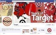"No. 1 Target 2012 ""Likes"": 11.71 million 2011 ""Likes"": 4.57 million 2011 rank: 2 Increase: 156 percent"