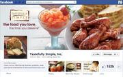 "No. 36 Tastefully Simple 2012 ""Likes"": 152,000 2011 ""Likes"": 103,000 2011 rank: 21 Increase: 48 percent"