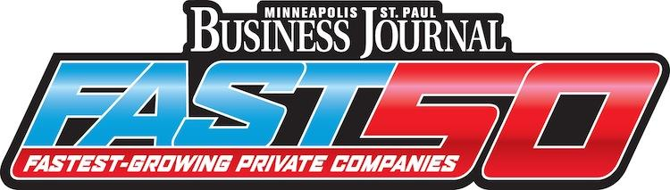 The Minneapolis/St. Paul Business Journal announced its 2012 Fast 50 companies Thursday night.