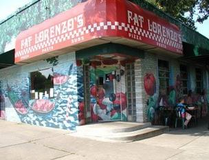 "Fat Lorenzo's in Minneapolis has been named one of America's ""great pizza parlors"" by USA Today."