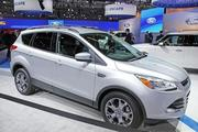 No. 8 —  Ford: 124 problems per 100 vehicles. 2011 rank: 12.