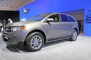 "No. 10 — Ford. Nameplates: Ford, Lincoln, Mercury Overall score: 60. Consumer Reports says: ""Most handle and perform well ... poorly designed and unreliable electronic interfaces."" Pictured: The Ford Edge."