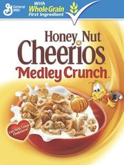 Honey Nut Cheerios Medley Crunch: This cereal combines Honey Nut Cheerios O's, crunchy clusters, and crispy wheat flakes.