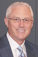 Valspar CEO Hendrickson now chairman, too. <strong>Mansfield</strong> out