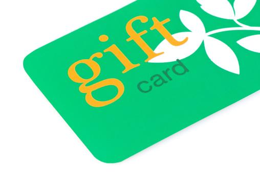The National Retail Federation says sales of gift cards will hit a record $28.79 billion this holiday season, with 81.1 percent of shoppers planning to purchase at least one gift card.
