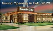A rendering of Granite City's new location, which is expected to open in February in Troy, Mich.