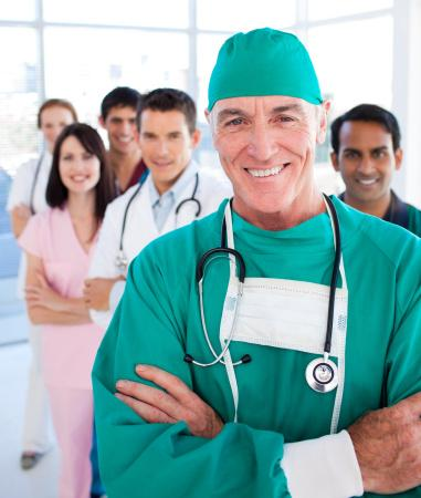 The nation will experience a 25 percent growth in the health care industry from 2010 until 2020, according to a report by Georgetown University.