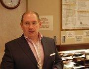 Heimie's Haberdashery manager Vincent Jenny.