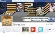 "No. 8Minnesota Swarm5,900 Facebook ""likes"""