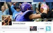 "No. 9Minnesota Valkyrie4,900 Facebook ""likes"""