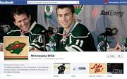 "No. 5Minnesota Wild170,000 Facebook ""likes"""