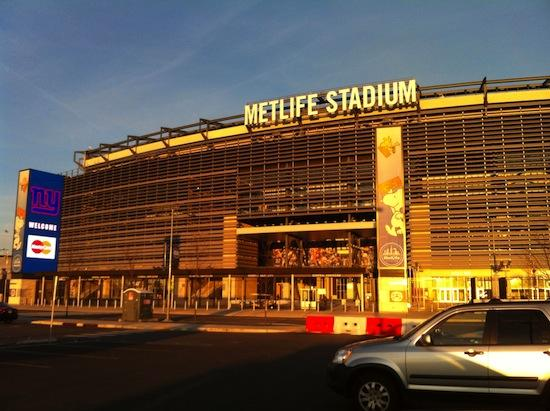 MetLife Stadium is the regular home of the New York Giants and the New York Jets. In addition to concerts and Sunday's special WWE event, it will also be the site of the upcoming Super Bowl.