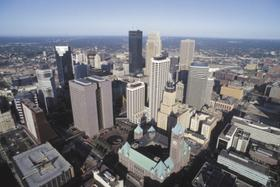 Larger buildings in Minneapolis would be required to publish energy efficiency stats under a new rule.