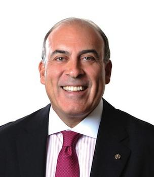 Muhtar Kent, CEO of Coca-Cola