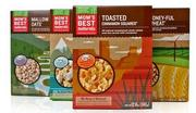 """Mom's Best Naturals is in a redesigned box and is sold at Walmart, Target and co-ops.   """"It had a strong package before, but it didn't resonate with the consumers in the higher-end stores,"""" Kemp said. """"Now with new packaging, they are getting into those stores."""""""