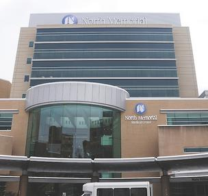 North Memorial Medical Center in Robbinsdale.