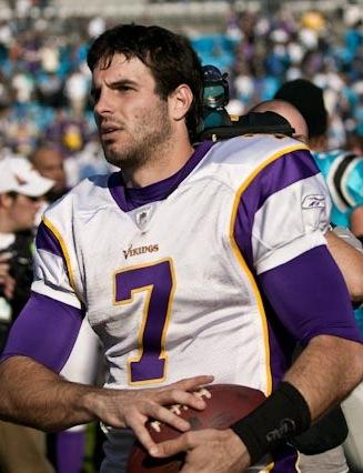 Christian Ponder,Minnesota Vikings quarterback
