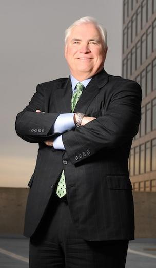 Randy Hogan, CEO of Pentair
