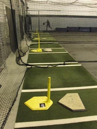 Inside the Saints Sports Academy in Lakeville
