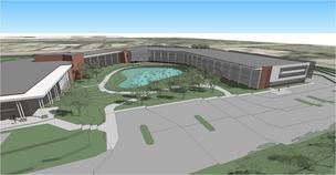 St. Jude Medical plans a 275,000-square-foot expansion of its Plymouth campus that will be built by McGough Cos. and designed by BWBR Architects Inc.