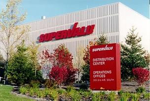 Supervalu plans to sell five of its retail grocery stores to AB Acquisition LLC, an investor group led by Cerberus Capital Management, for $3.3 billion.