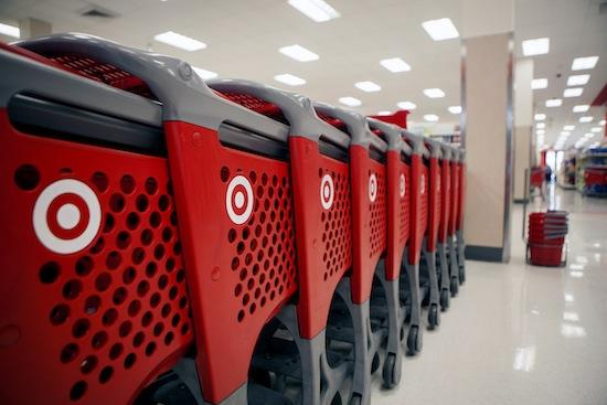 Target is extending online price matching year-round.