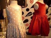 Jason Wu:Girls solid dress, $59.99, and girls print dress $59.99