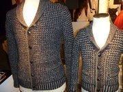 Rag & Bone:Men's sweater, $69.99, and boy's sweater $49.99