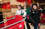 Target shows plenty of demand for opening on Thanksgiving (photos)