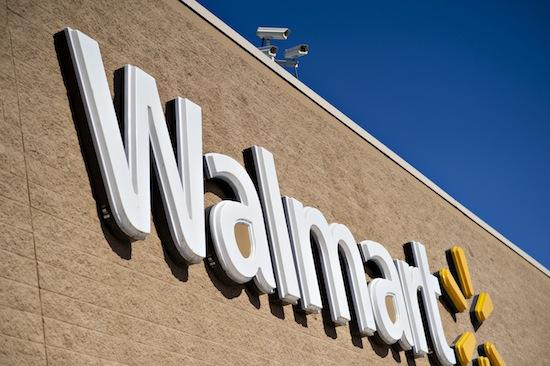 Wal-Mart Stores Inc. is currently testing a new form of delivery for online buyers.
