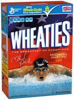General Mills honors Olympic stars Phelps, May-Treanor with photos on Wheaties boxes