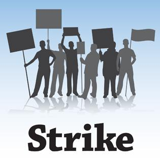 Badger Foundry workers go on strike - Minneapolis / St  Paul