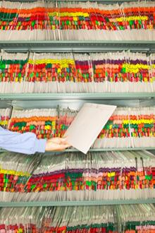 Hennepin County Medical Center is the first Twin Cities hospital to go entirely paperless with its medical records.
