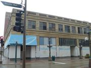 What the building looked like before Target bought it.