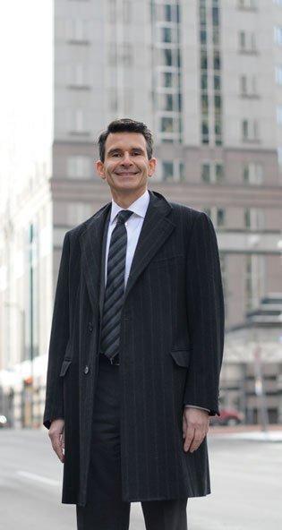 David Wilson, Accenture's managing partner for Minneapolis