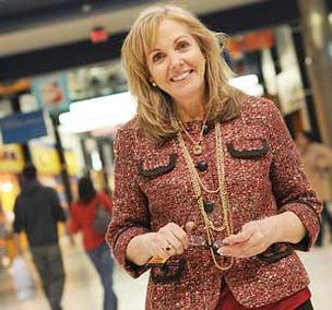 The Mall of America's Maureen Bausch said the renovated space will be 'lighter, brighter and more contemporary.'